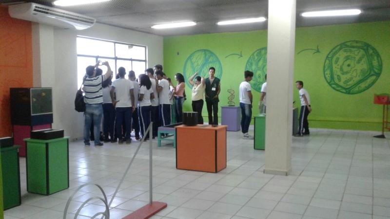Visita Técnica ao EACC/UNIVASF.