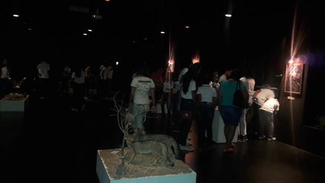 Visita Técnica - CEMAFAUNA. Escola 24 de Fevereiro. Sobradinho-BA. 20-07-2016