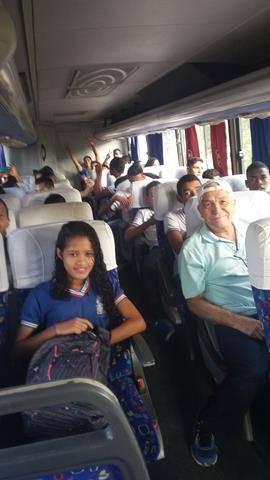 Visita Técnica - Usina da Chesf-Sobradinho. Escola Artur Oliveira. Juazeiro-BA. 14-07-2016 (1)