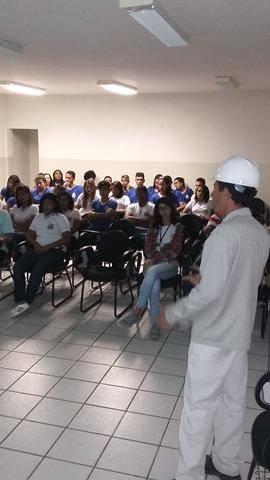 Visita Técnica - Usina da Chesf-Sobradinho. Escola Artur Oliveira. Juazeiro-BA. 14-07-2016 (10)