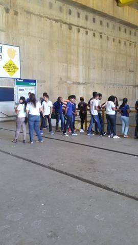 Visita Técnica - Usina da Chesf-Sobradinho. Escola Artur Oliveira. Juazeiro-BA. 14-07-2016 (13)