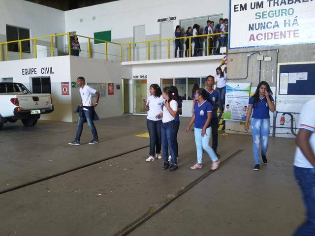 Visita Técnica - Usina da Chesf-Sobradinho. Escola Artur Oliveira. Juazeiro-BA. 14-07-2016 (16)