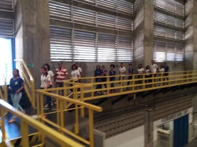 Visita Técnica - Usina da Chesf-Sobradinho. Escola Artur Oliveira. Juazeiro-BA. 14-07-2016 (23)