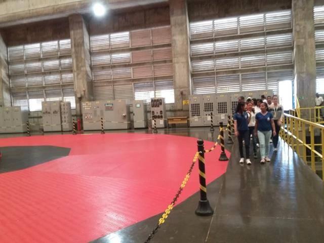Visita Técnica - Usina da Chesf-Sobradinho. Escola Artur Oliveira. Juazeiro-BA. 14-07-2016 (25)