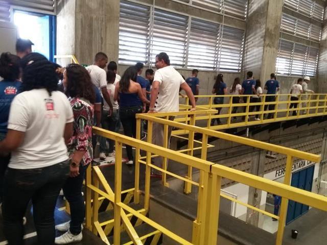 Visita Técnica - Usina da Chesf-Sobradinho. Escola Artur Oliveira. Juazeiro-BA. 14-07-2016 (32)