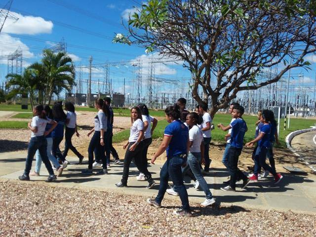 Visita Técnica - Usina da Chesf-Sobradinho. Escola Artur Oliveira. Juazeiro-BA. 14-07-2016 (38)