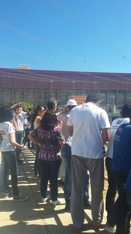 Visita Técnica - Usina da Chesf-Sobradinho. Escola Artur Oliveira. Juazeiro-BA. 14-07-2016 (44)