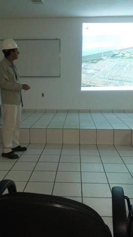 Visita Técnica - Usina da Chesf-Sobradinho. Escola Artur Oliveira. Juazeiro-BA. 14-07-2016 (8)