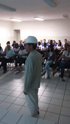 Visita Técnica - Usina da Chesf-Sobradinho. Escola Artur Oliveira. Juazeiro-BA. 14-07-2016 (9)