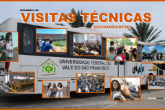 Visitas Técnicas do PEV sensibilizam alunos e professores