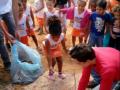 Atividades de Arborização. Escola Lenir Lopes. Juazeiro-BA. 21/07/2017.