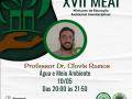 XVII MINICURSO DE EDUCAÇÃO AMBIENTAL INTERDISCIPLINAR