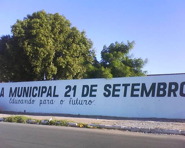 Escola Municipal21 de Setembro
