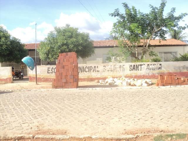 Escola Municipal Bolivar Sant'Anna