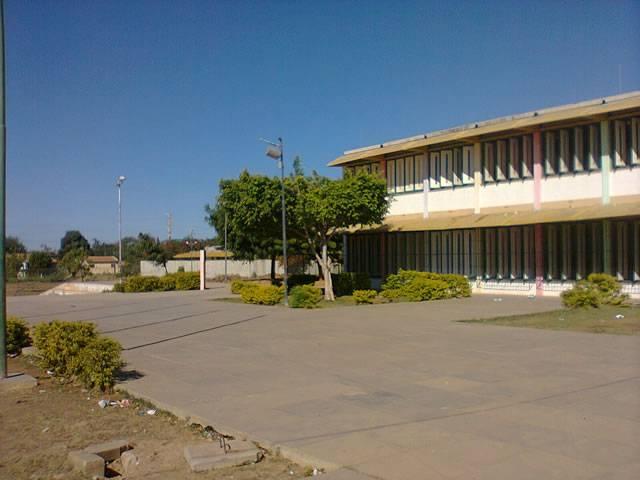 Escola CAIC Misael Aguilar