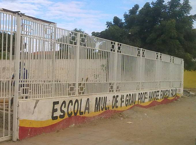Escola Municipal de 1º Grau Prof.ª Haydee Fonseca