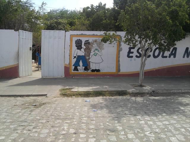 Escola Maria Franca Pires