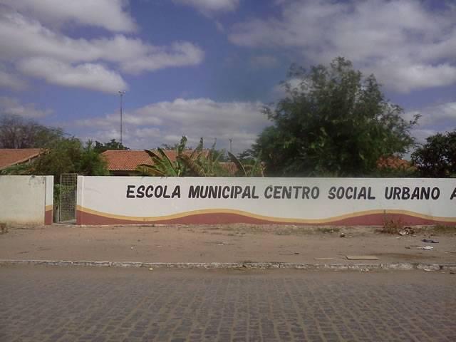 Escola Municipal Centro Social Urbano