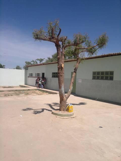 Escola Municipal. Osório Siqueira
