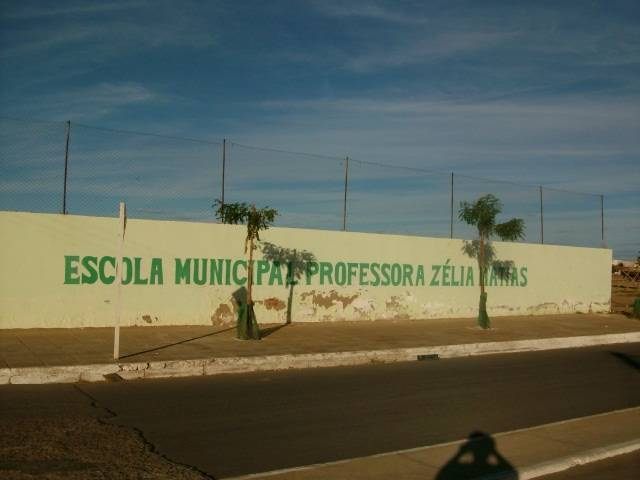 Escola Municipal ProfessoraZélia Matias