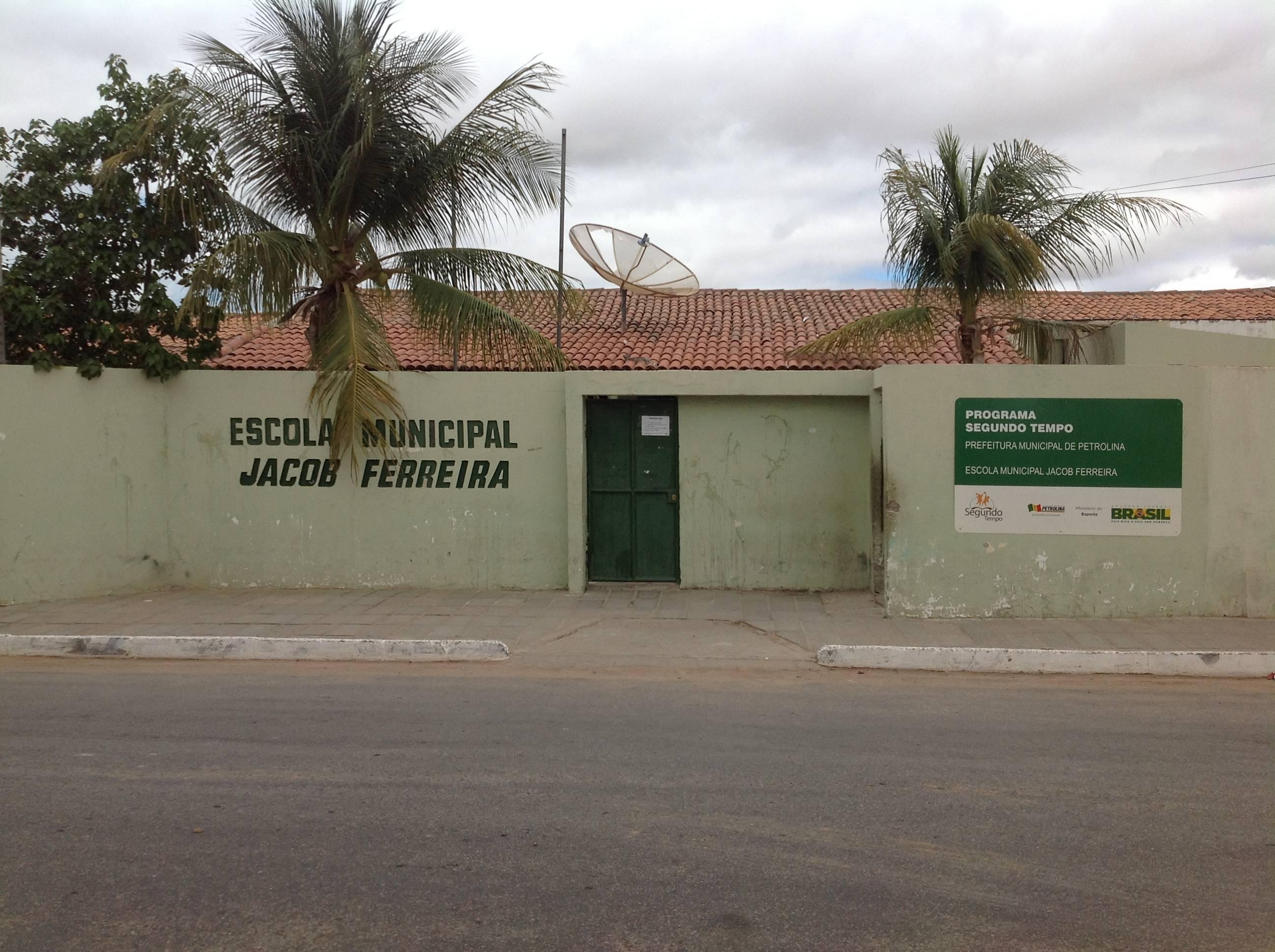 EscolaMunicipal Jacob Ferreira
