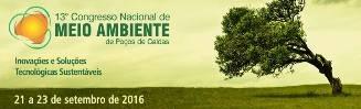 13º Congresso Nacional de Meio Ambiente de Poços de Caldas