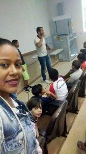 Visita técnica ao Centro de Manejo da Fauna da Caatinga. Escola Luis Cursino. Juazeiro-BA.06/12/2016.