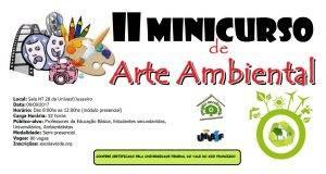 II_Minicurso_de_Arte_Ambiental_Intervencoes_Urbanas