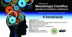 II_Minicurso_de_Metodologia_Cientifica_4_horas