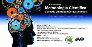 II_Minicurso_de_Metodologia_Cientifica_Aplicada_em_Trabalhos_Academicos
