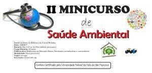 II_Minicurso_de_Saude_Ambiental