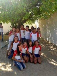 Atividades de Saúde Ambental. Escola José Padilha de Sousa. Juazeiro-BA. 18/11/2016.