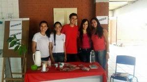 Atividades de Saúde Ambental. Escola Polivalente Américo Tanuri. Juazeiro-BA. 06/12/2016.