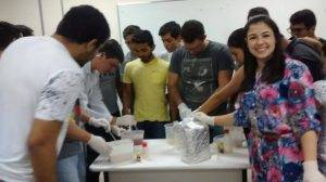 Evento socioambiental. Programa Escola Verde. 2016