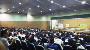 Evento. Programa Escola Verde. 2016