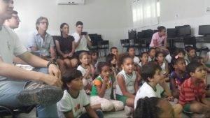 Preservação e valorização da Caatinga. Escola José Joaquim. Petrolina-PE. 08/12/2016.