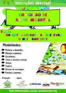 Concurso arte ambiental