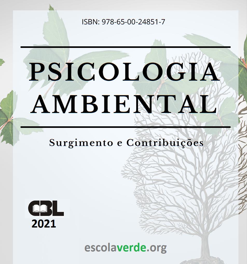 PSICOLOGIA AMBIENTAL SURGIMENTO E CONTRIBUIÇÕES